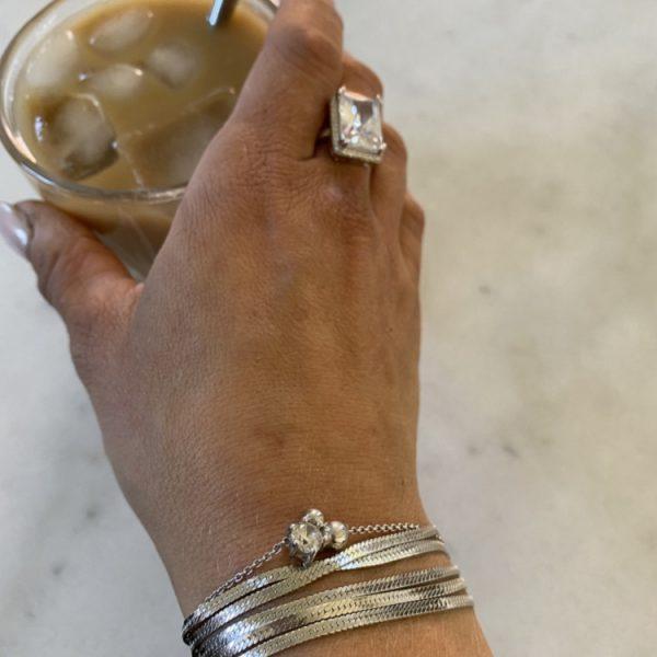 armband med länkar